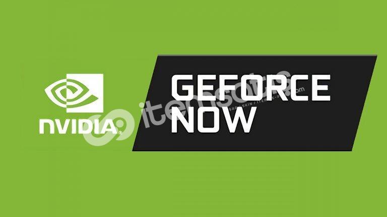 Geforce Now 30 günlük hesap