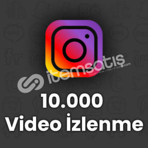 10.000 İzlenme
