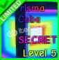 Bubble Gum Secret Prisma Cube = 10TL