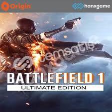 Battlefield 1 oyun kodu. 15 TL