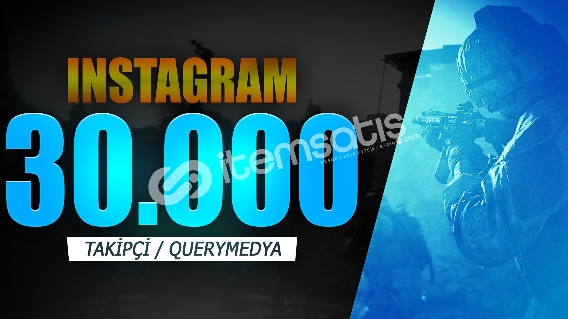 30.000 TAKİPÇİ   İNDİRİM   ANLIK