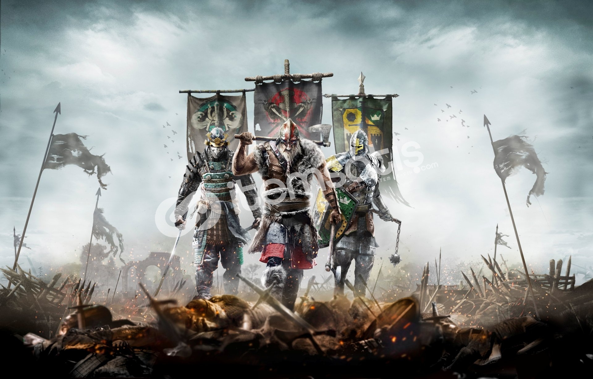 FOR HONOR UPLAY+STEAM