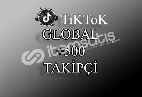 500 TikTok Takipçi | Hemen Teslim