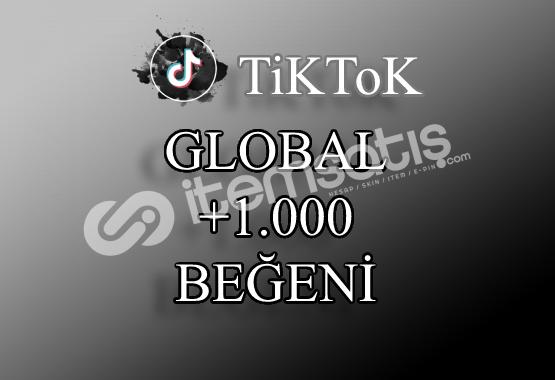 1000 TikTok Beğeni | Keşfet Etkili