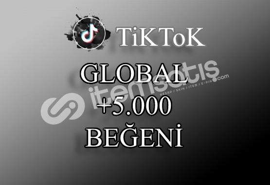 5000 TikTok Beğeni | Keşfet Etkili