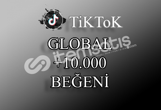 10000 TikTok Beğeni | Keşfet Etkili