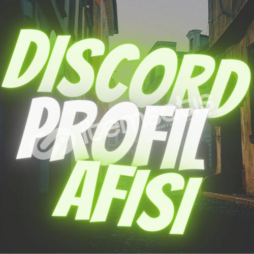 Bu Fiyat Sınırlı Stok: Discord Profil Afişi/Kapak Fotoğrafı