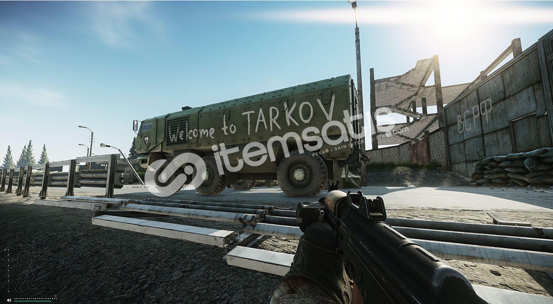 Escape from tarkov prepare for escape