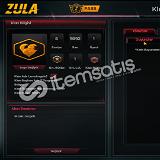 Zula 9893 Sıralı Klan