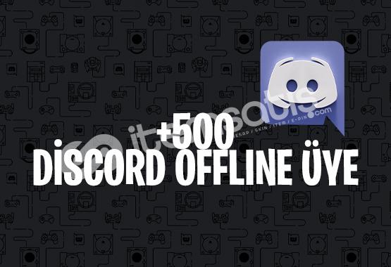 +500 7/24 OFFLINE VIP ÜYE