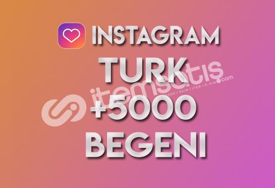 5.000 Gerçek Beğeni (KEŞFET ETKİLİDİR)