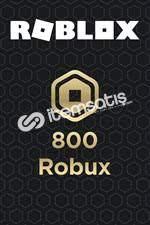 800 robux