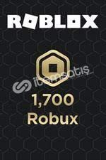 1700 Robux