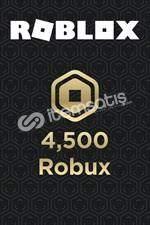4500 Robux