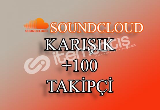 100 SoundCloud Takipçi | Hemen Teslim