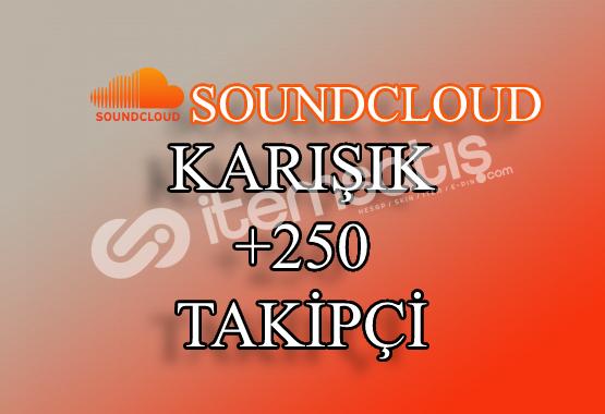 250 SoundCloud Takipçi | Hemen Teslim