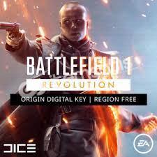 Battlefiled 1 Origin key