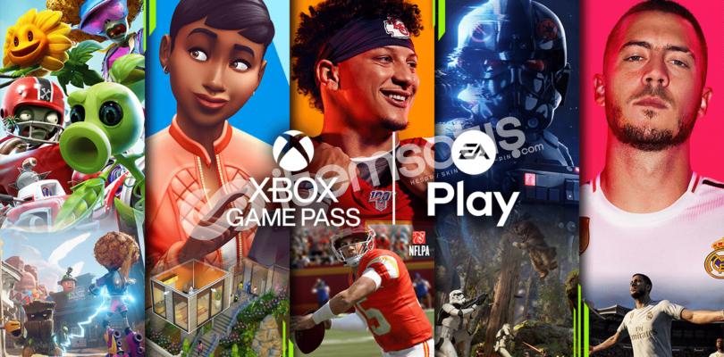 SınırsızXbox Gamepass Ultimate + EA Play