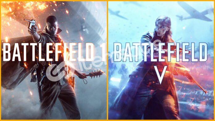 Battlefield 1 & Battlefield V Origin Key [Anında Teslimat]