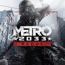 Metro 2033 Redux GFN/Garanti/Destek