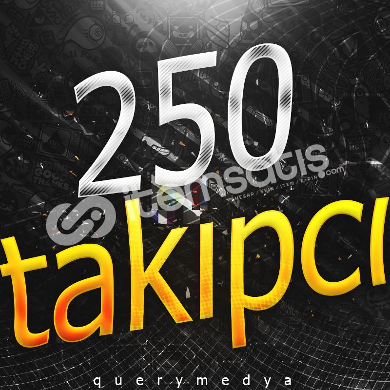 INSTAGRAM 250 TAKİPÇİ | ANLIK