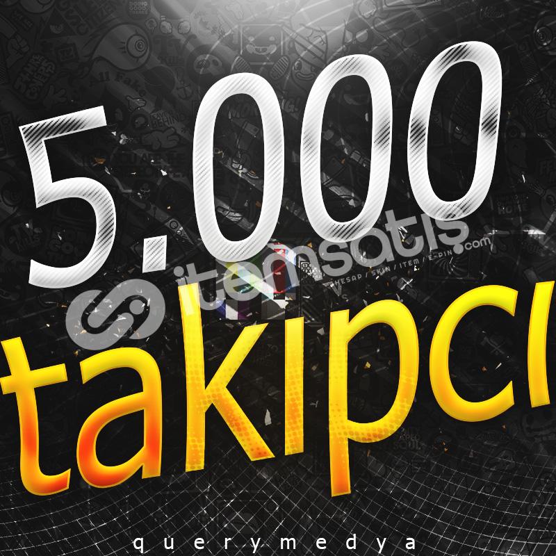 ♻️ İNSTAGRAM TELAFİLİ 5.000 TAKİPÇİ | 15 GÜN TELAFİ