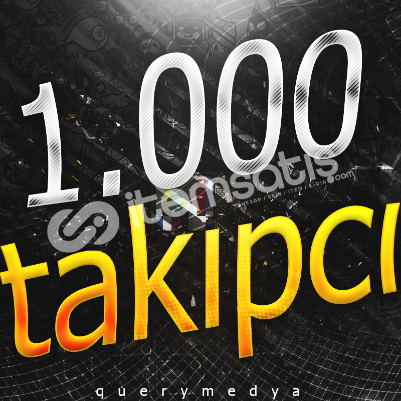 ♻️ İNSTAGRAM TELAFİLİ 1.000 TAKİPÇİ | 15 GÜN TELAFİ