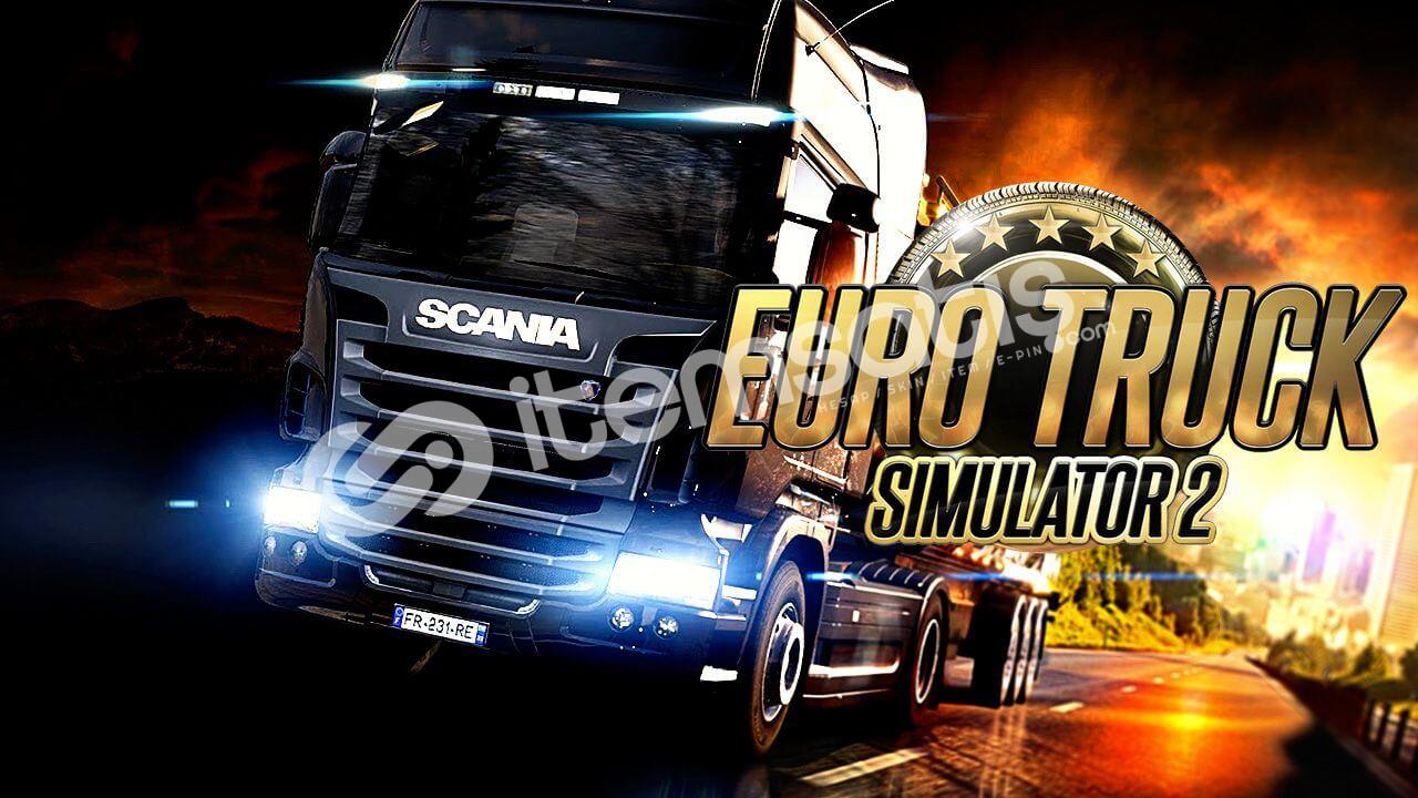 Euro Truck Simulator 2 (HIZLI TESLIMAT)
