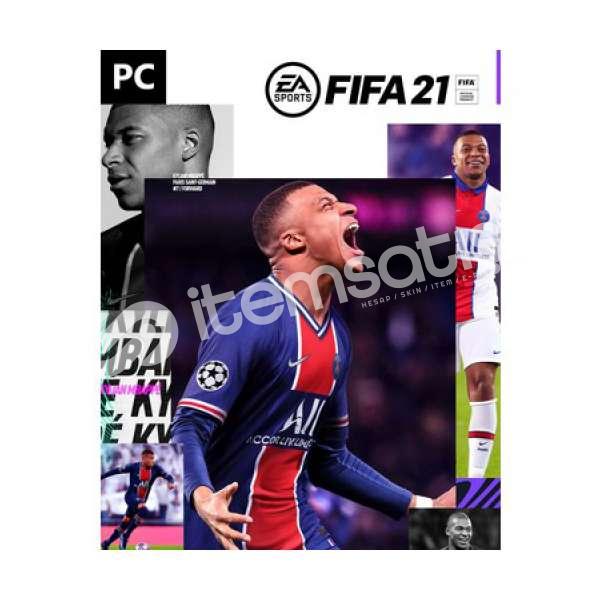 Offline oynanabilir FİFA 2021 Hesap