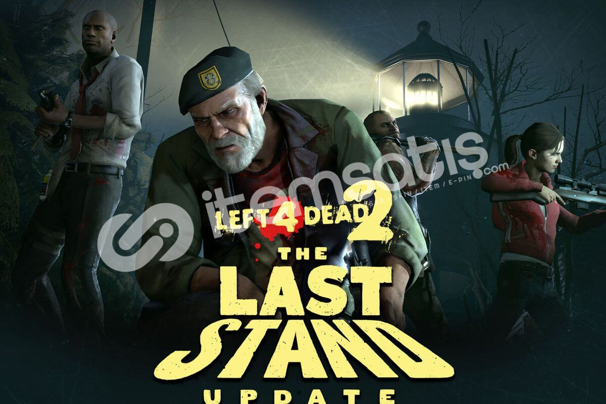 Left 4 Dead 2 (HIZLI TESLIMAT)