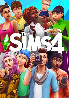 The Sims 4 + The Sims 2 Origin hesap