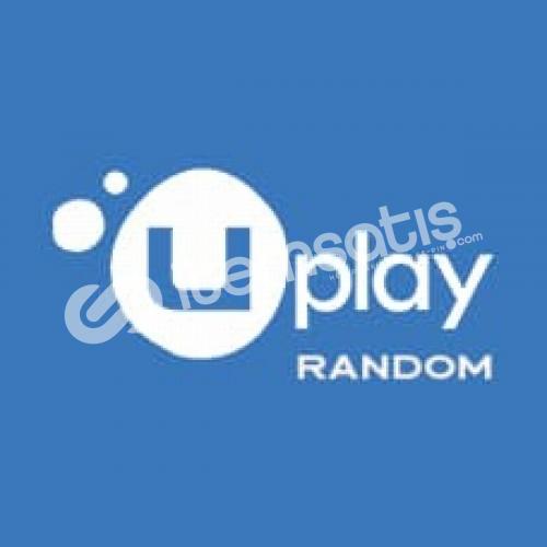 ⭐10x Uplay Random Account ⭐Sadece 10 ₺