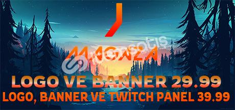 İstediğiniz Temada Logo, Banner ve Twitch Panel