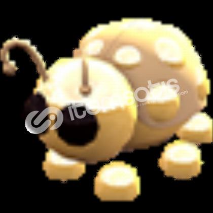 Adopt me Ride Golden Lady Bug