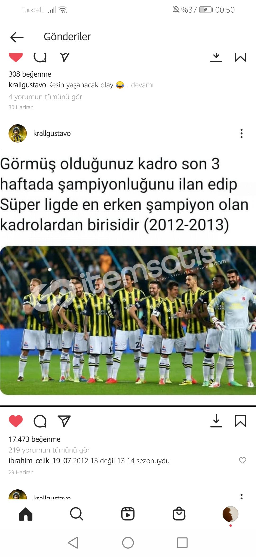 Fenerbahçe fa n sayfası