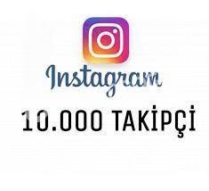İNSTAGRAM 10.000 TAKİPÇİ