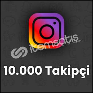 10.000 Takipçi 40TL