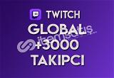 ♻️ 3.000 Global Twitch Takipçi (TELAFİLİ)