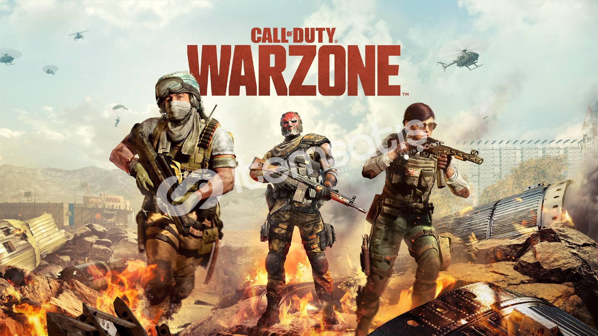 Cod Warzone + Multiplayer 2, 76 KDA 20k+ Kill