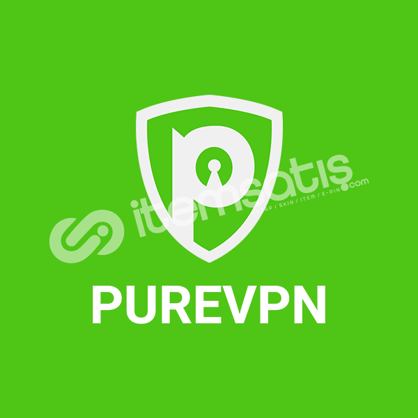 PureVPN - 1 Aylık Premium Hesap