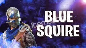 Fortnite Blue Squire
