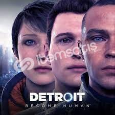 Detroit Become Human - Ortak Hesap [3TL]