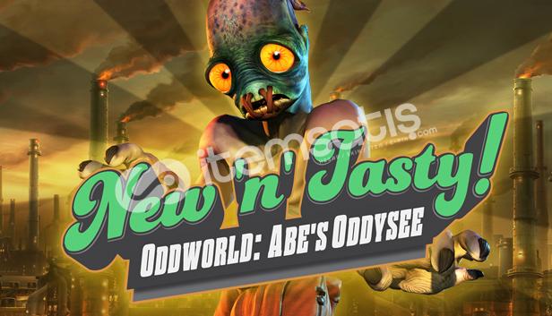 Oddworld: New 'n' Tasty! Epic Games Hesabı