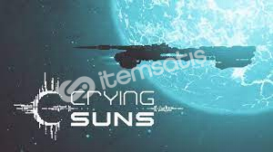 Crying Suns Epic Games Hesabı
