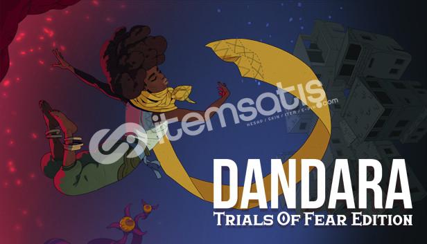 Dandara: Trials of Fear Edition Epic Games Hesabı