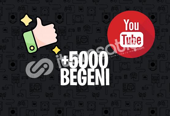 5000 KARIŞIK BEĞENİ | İNDİRİM