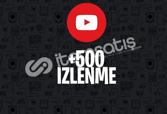 500 KARIŞIK İZLENME | İNDİRİM
