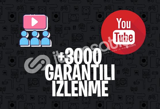 3000 KARIŞIK İZLENME | İNDİRİM
