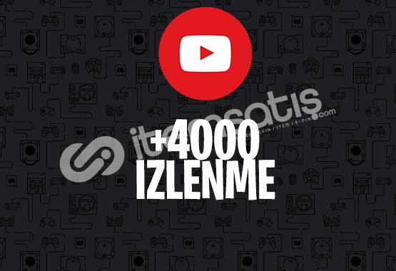 4000 KARIŞIK İZLENME | İNDİRİM