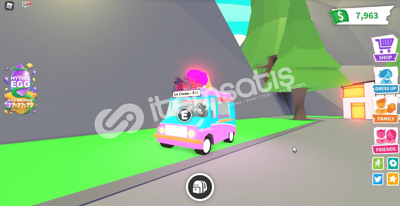 Ice Cream car indirim!!!